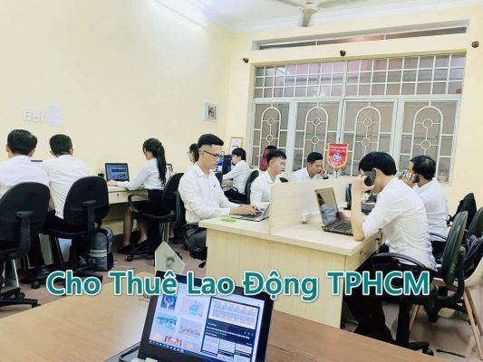 cho thuê lao động giá rẻ tại TPHCM tận tâm uy tín
